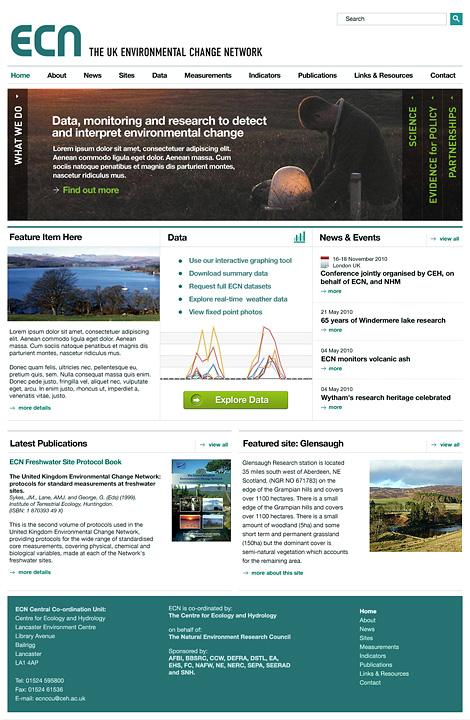 ECN website