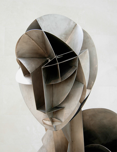 Naum Gabo: Head No.2