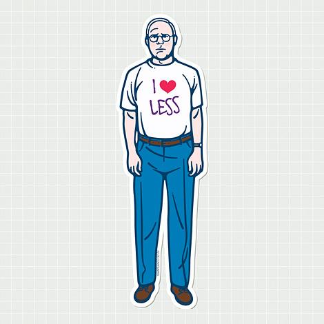 I Love Less