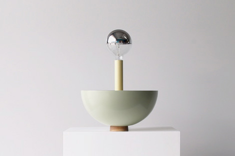 Lukas Peet: Table Light