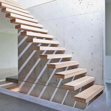 Christian Woo: Squamish staircase