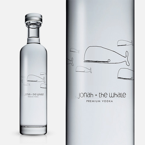 TACN: Vodka bottle concepts