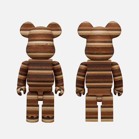 Bearbrick Horizon 400%