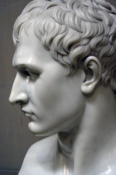 Napoleon by Canova