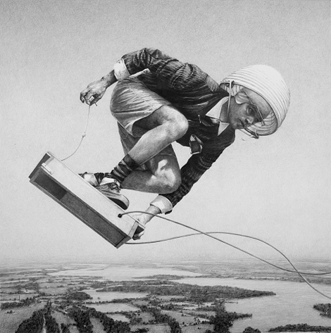 Ethan Murrow: Zero Sum Pilot