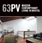 63PV: Modern contemporary house for let in Clifton, Bristol