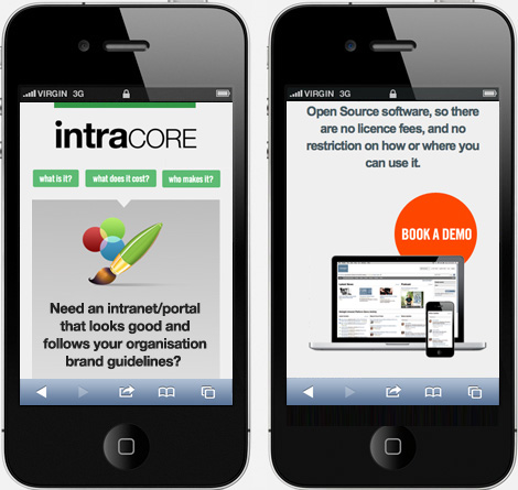 Intracore