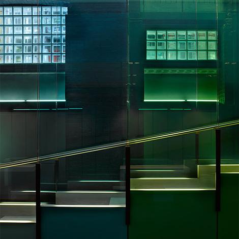 Peter Saville x David Adjaye: Kvadrat