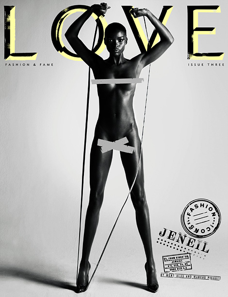 Love Magazine #3