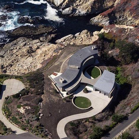 Otter Cove Residence, Carmel