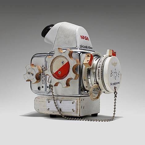 Tom Sachs: NASAblad
