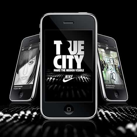 True City iPhone app