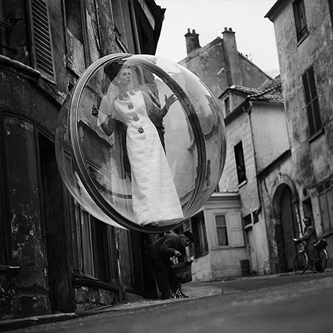 Melvin Sokolsky: Bubble series