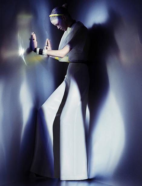 Julia Saner x Greg Kadel