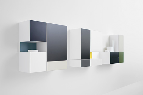 Vision cabinets