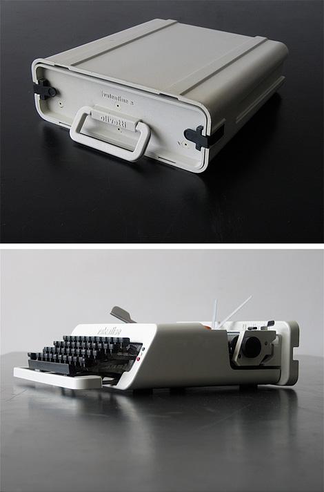 Olivetti Valentine S typewriter