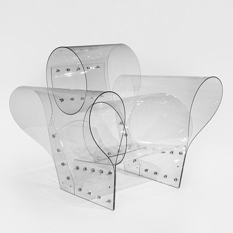 Ron Arad: Well Transparent Chair