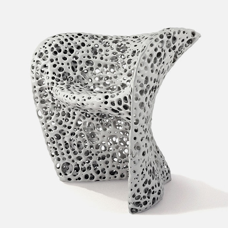 Cellular Chair
