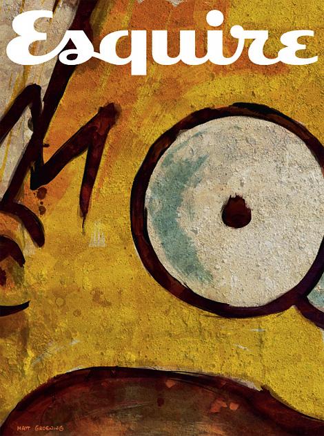 Esquire Take Cover project