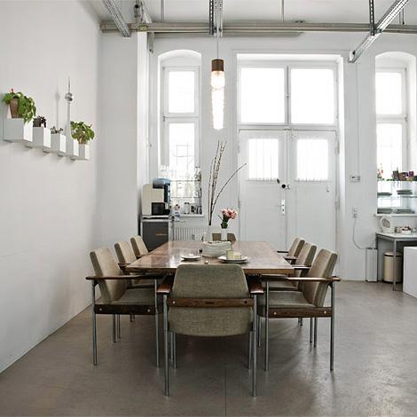 Alexander Gnädinger studio space