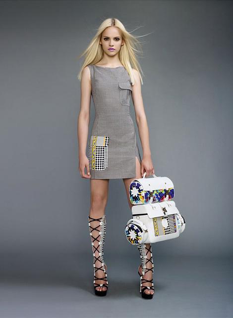 Versace S/S '11