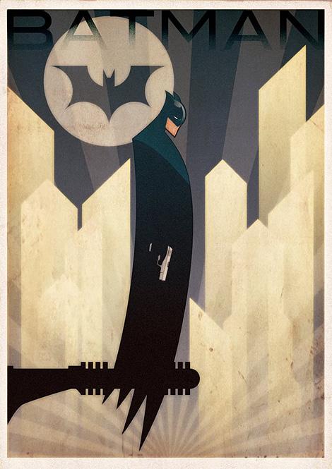 Fernando Lucas: Batman