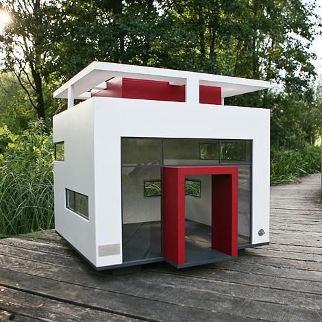 Hundehäuser Cubix doghouse