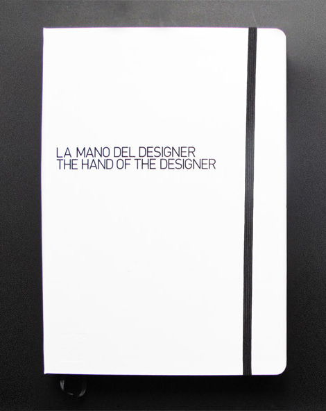 The hand of the designer