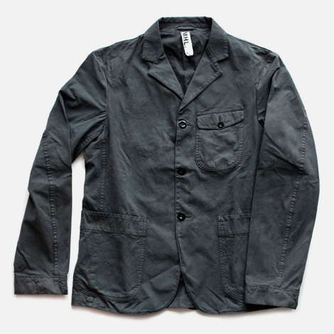 MHL pleat pocket jacket