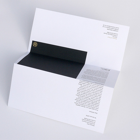 William Hall: Mother of Pearl stationery