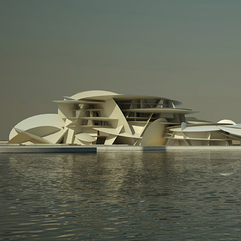 Jean Nouvel: National Museum of Qatar