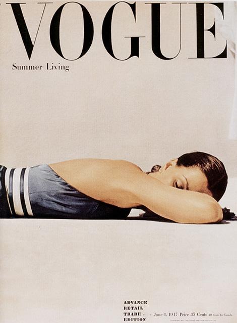 Vintage Vogue: June 1947