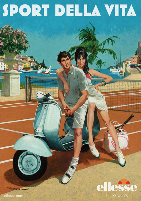 Robert McGinnis: Sport Della Vita