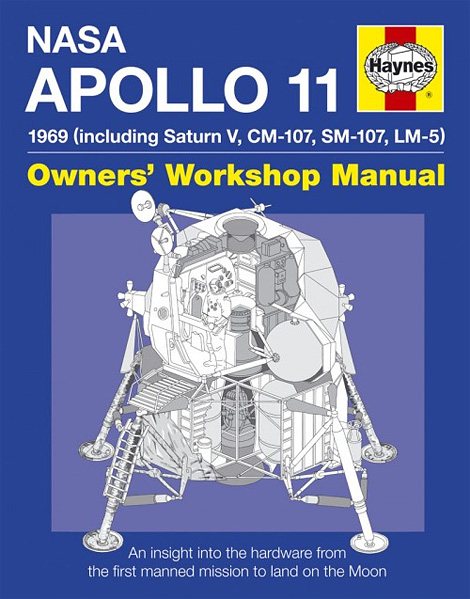 Haynes Apollo 11 Owners Workshop Manual