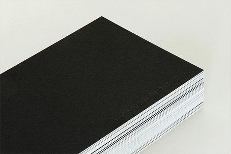 Darkroom Architecture business cards
