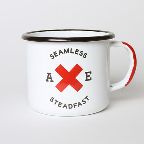 Best Made enamel steel cups