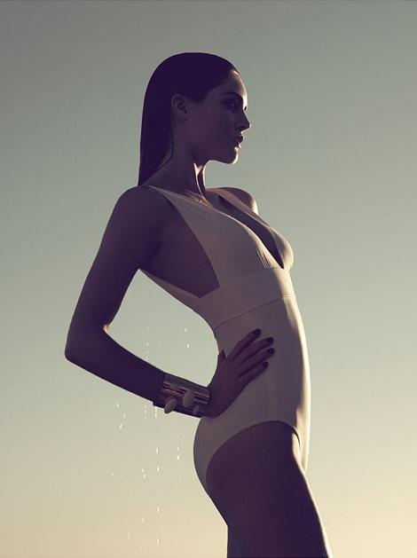 Camilla Akrans: Harpers Bazaar