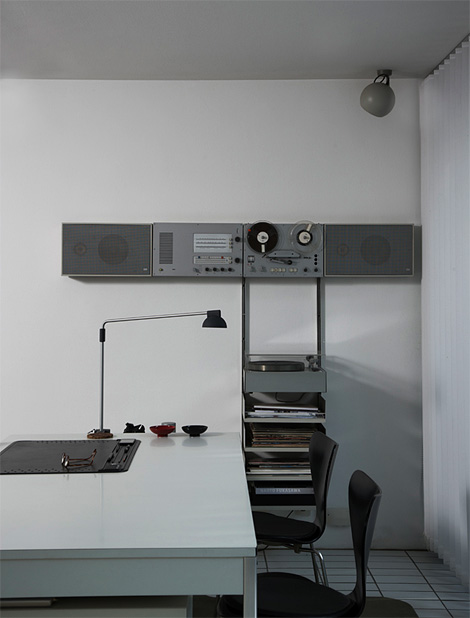 The home of Dieter Rams