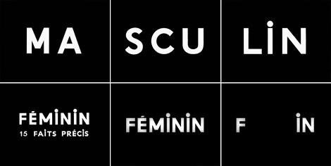 Jean-Luc Godard movie title stills