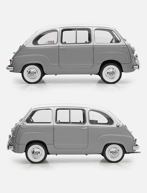 Fiat 600 Multipla (1956-1966)