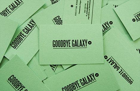 Goodbye Galaxy