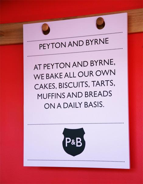 Peyton & Byrne