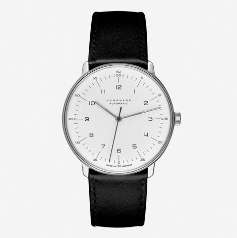 Max Bill: Junghans Watch