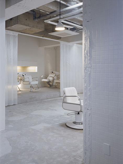 Makoto Yamaguchi: Kilico hair salon