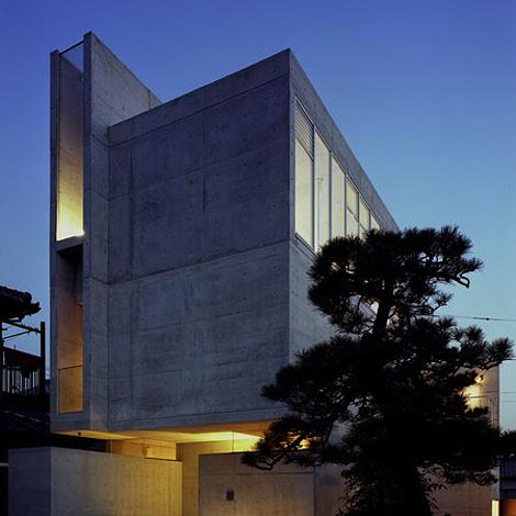 Masato Sekiya: House for three children