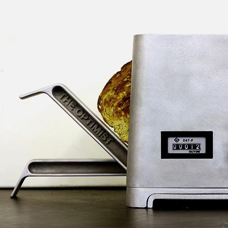 The Optimist toaster