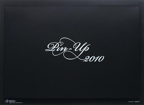 EIZO pin-up calendar