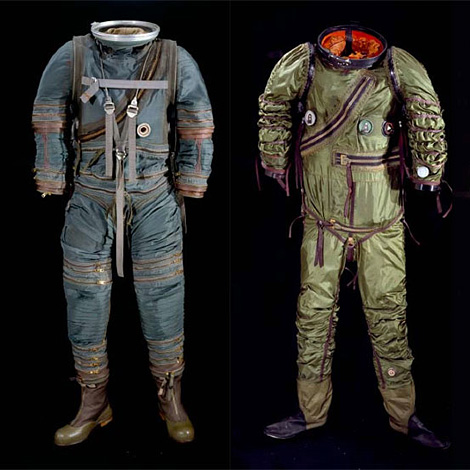 Spacesuits: The Smithsonian National Space & Air Collection