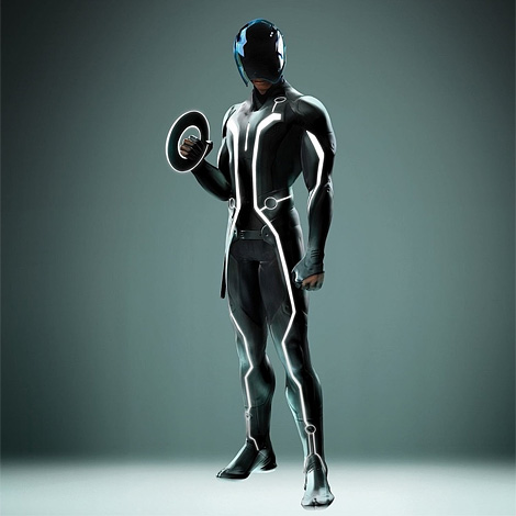 Tron Legacy: Disc suit