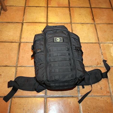 Backpack ninja